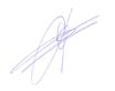 Handtekening Louise Knegtel
