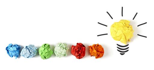 6 Methoden om je creativiteit te bevrijden