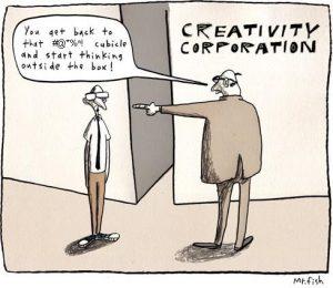 Hiërarchie doodt creativiteit