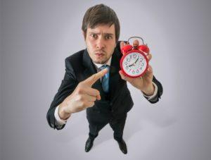 Heb jij een <span>aversie</span> tegen planning?