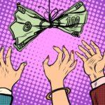 Geld maakt werknemers <span>niet</span> gelukkig